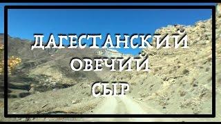 Дагестанский овечий сыр