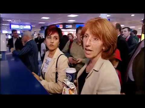 AIRLINE - Delayed Flight To France Causes Chaos!