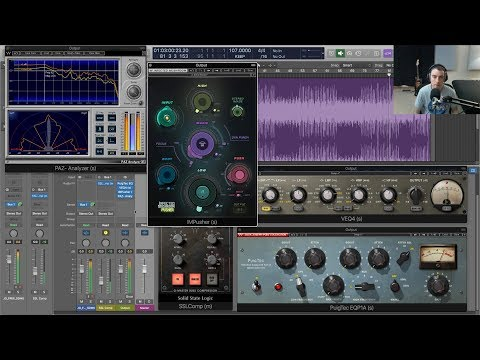 Mastering with Waves Plugins Like A Pro