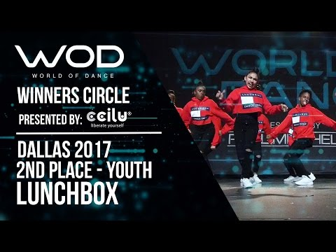 Lunchbox | 2nd Place - Youth Division | World of Dance Dallas 2017 | #WODDALLAS17