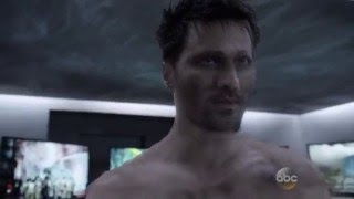 Agents of SHIELD - Hive Scenes [Season 3] (Grant Ward) (Old version)