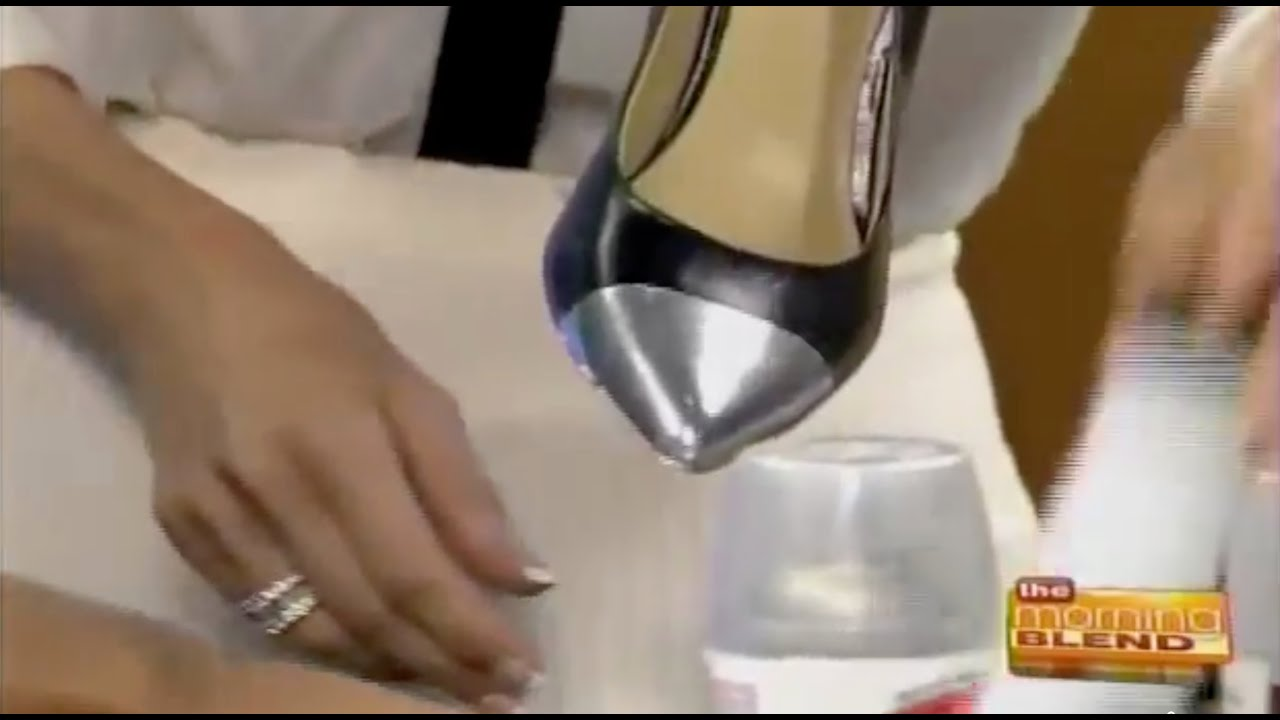 8f7c05c44c03a9 DIY Metallic Cap Toe Shoe Tutorial - How To Make Your Own Designer Shoe!  Hottest Pump for Fall 2012!