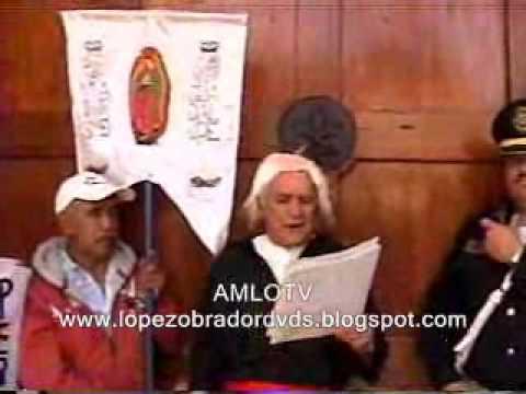 El Cura Hidalgo clausura la Nunciatura Apostólica 30 marzo 09