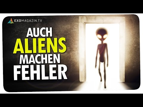 AUCH ALIENS MACHEN FEHLER | ExoMagazin