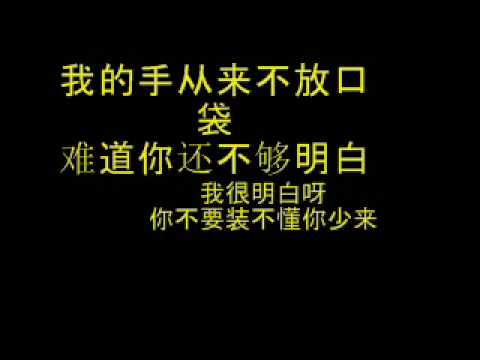 无敌帅 with lyrics (twins)BY2