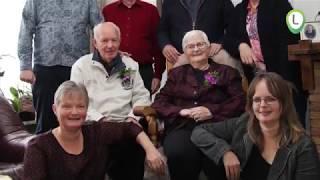 Echtpaar van Diiepen van Dijk 65 jaar getrouwd
