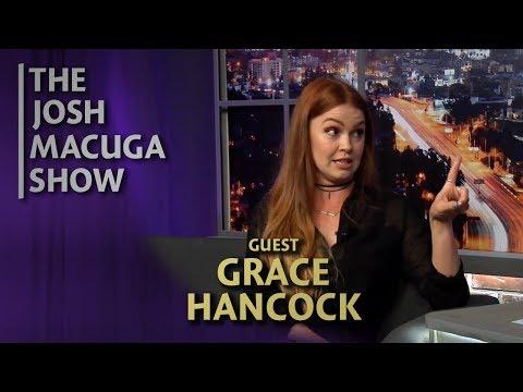 Grace Hancock - The Josh Macuga Show - Put It On A Pillow!