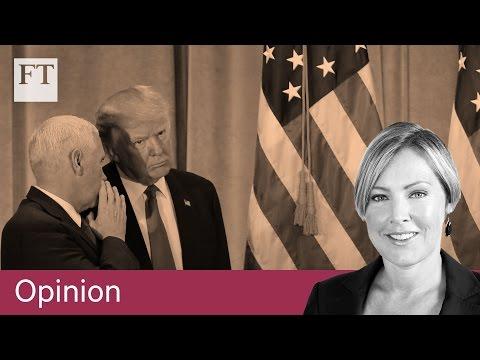 Gillian Tett on Trump and transparency | Opinion