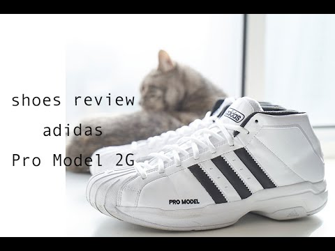 不负责球鞋评测:adidas Pro Model 2G