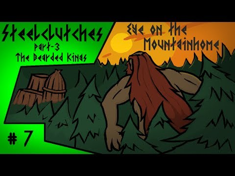 Kruggsmash Plays Dwarf Fortress: The Bearded Kings 7 - Eye on the Mountainhome
