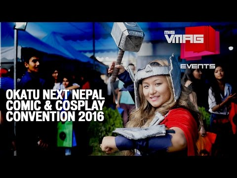 M&S VMAG | Otaku Next Nepal Comic & Cosplay Convention 2016 | EVENTS