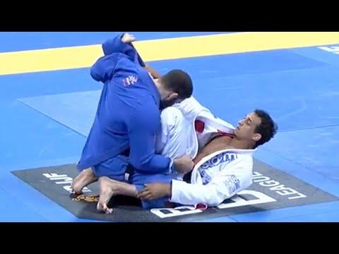 Romulo Barral VS Murilo Santana / World Championship 2016