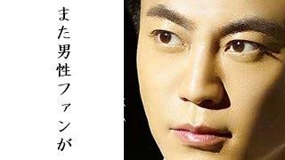 氷川きよしに男性ファンが急増中!熊本城バックの紅白演出 【チャンネル...