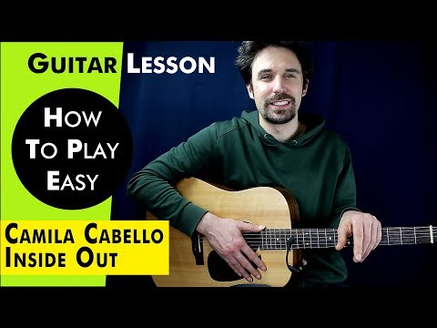Inside Out ukulele chords - Camila Cabello - Khmer Chords