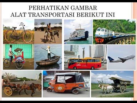 Tematik SDLB Tuna Rungu - Perkembangan Teknologi Transportasi - Suhartatik
