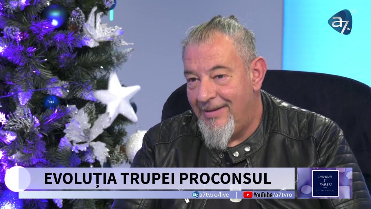 ADEVĂRATA SEMNIFICAȚIE A CRĂCIUNULUI - PROCONSUL - OAMENI SI PARERI cu Laura Manciu