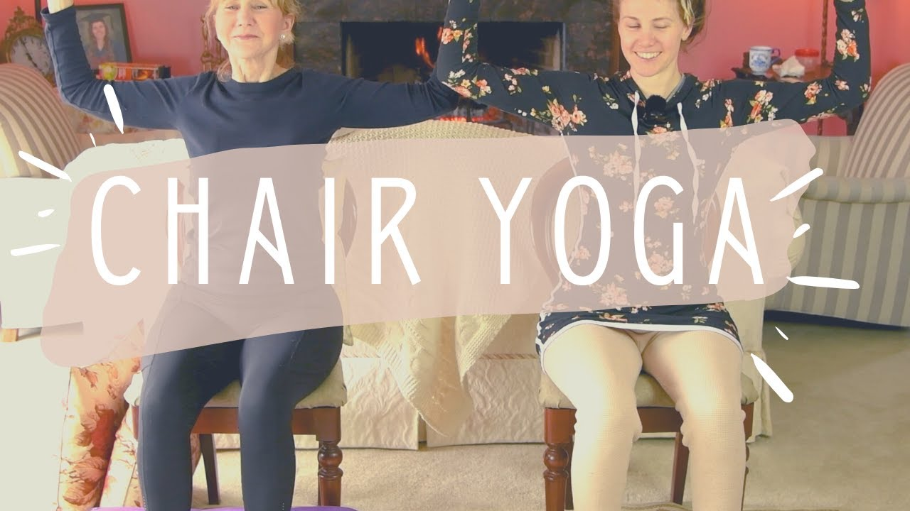 Intro to Chair Yoga Program