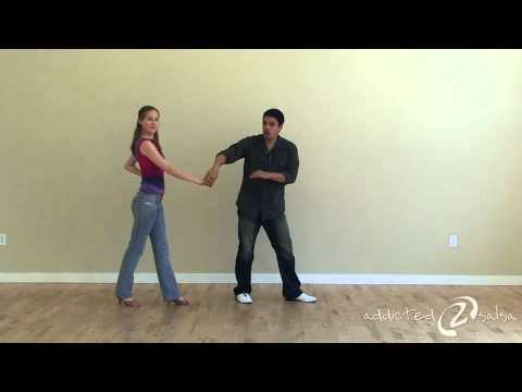 How to Dance Salsa : Copa Check Bounce