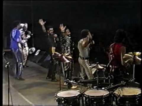 Earth Wind & Fire - Fantasy (Live 1988)