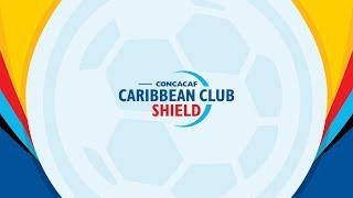 Official Draw: Caribbean Club Shield 2018