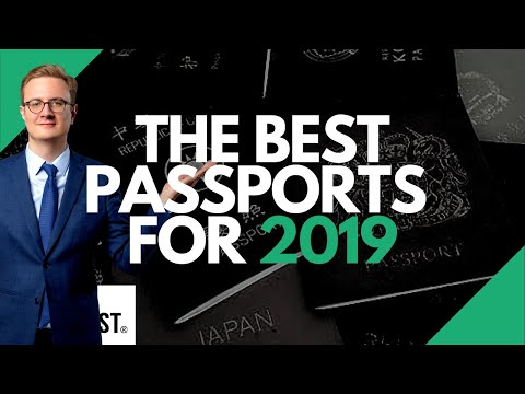 The World's Best Passports for 2019