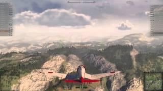 World Of Warplanes Graphics test Pt.1