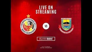 [LIVE STREAMING LIGA 2] SEMEN PADANG FC VS PERSIBAT BATANG