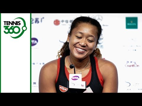 Naomi Osaka feels people didn't believe her when she talked about US Open final