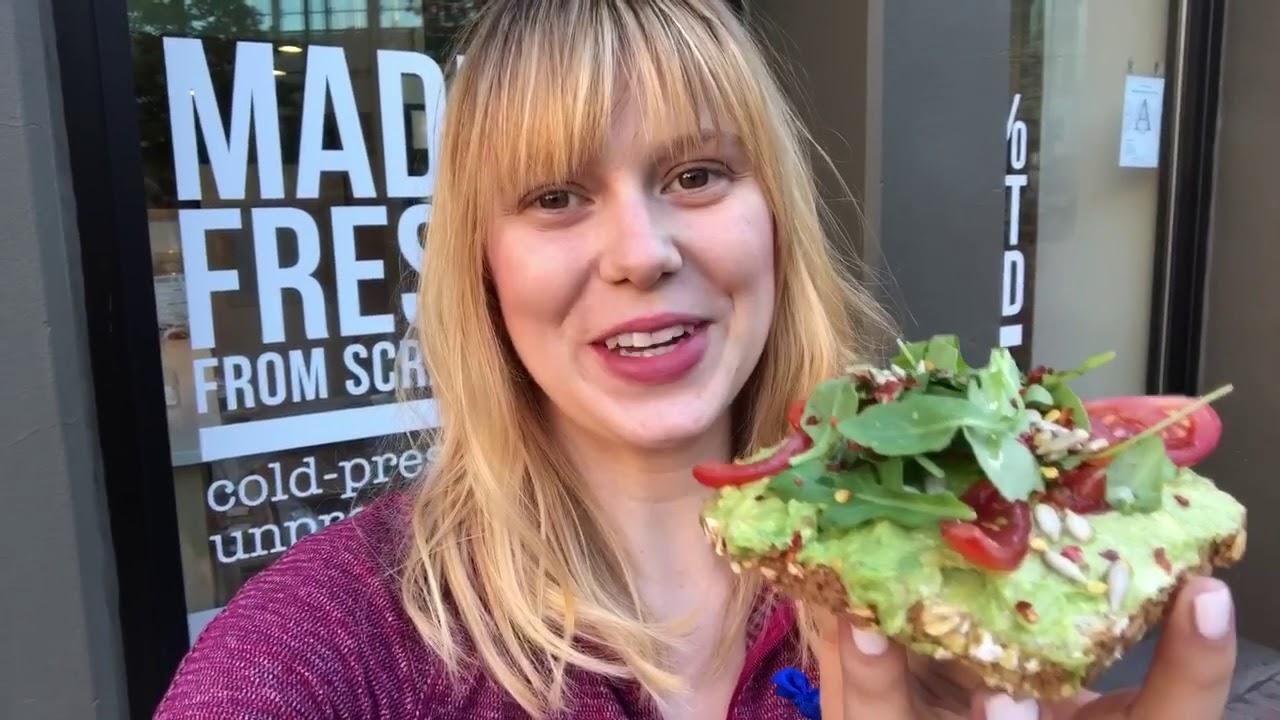 Alyssas Boston Food Tour Vlog Youtube