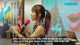 Nhà làm phim Việt trẻ đến Hội chợ điện ảnh Hoa Kỳ