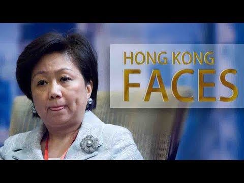 Hong Kong Faces: Laura Cha confident region will remain world financial center