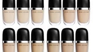 First Impression: Marc Jacobs Genius Gel Foundation (Oily Skin) Thumbnail