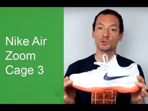 Cage Des Tennis De 3 Nike Chaussures Zoom Tests Air fYby76g