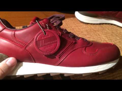 Обзор кроссовок New Balance 1400 Horween Leather