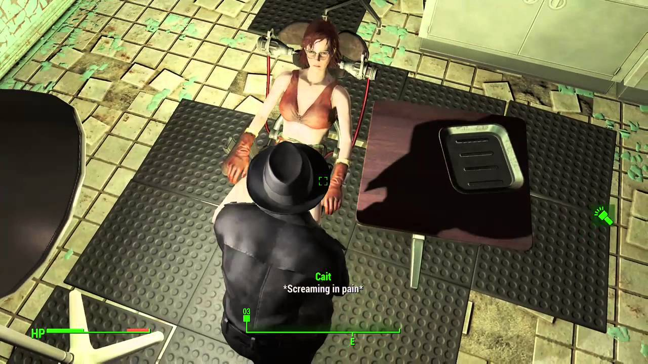 Fallout 4 Eating Pussy