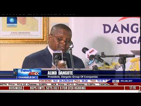 Dangote Group Partners Nasarawa State To Establish Sugar Factory
