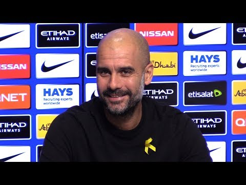 Pep Guardiola Full Pre-Match Press Conference - Crystal Palace v Manchester City - Premier League