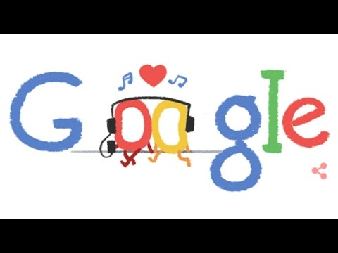 The Evolution of Google's Iconic Logo - YouTube  |Google