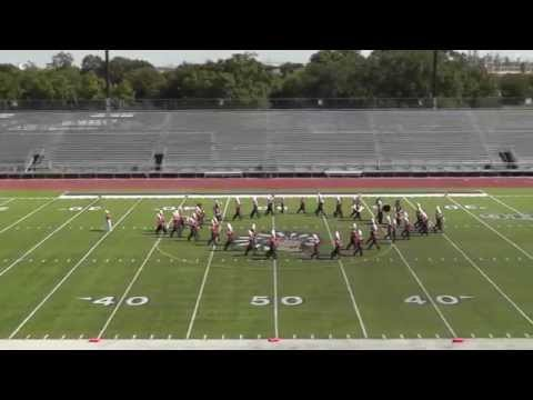 Diboll High School Band 2014 - UIL Region 10 Marching Contest