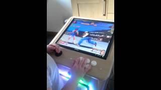 Cb Custom Designs Arcade Machine