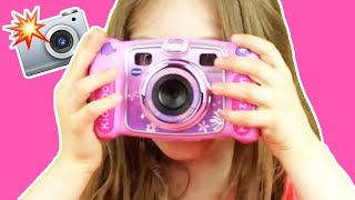 VTech Toys | Kidizoom Duo Camera in Pink | Toy for Kids ADVERTISEMENT