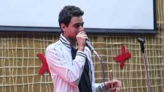 Flute beatboxer: Mohamed El Baih at TEDxKafrElsheikh