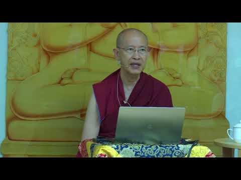 Understanding Dependent Origination (Session 2 of 6) - Ven Tenzin Palzang - 20170617