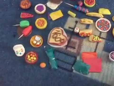 Еда для кукол своими руками. Как сделать еду для кукол 25