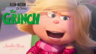 The Grinch| Cindy