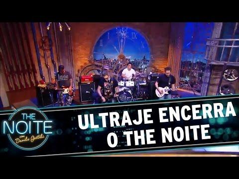 The Noite (10/05/16) Ultraje a Rigor encerra o programa