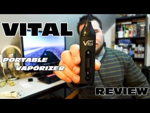 Vital Vaporizer Review!