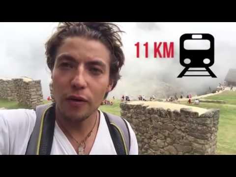 Como viajar muy barato desde Lima hasta Machu Picchu