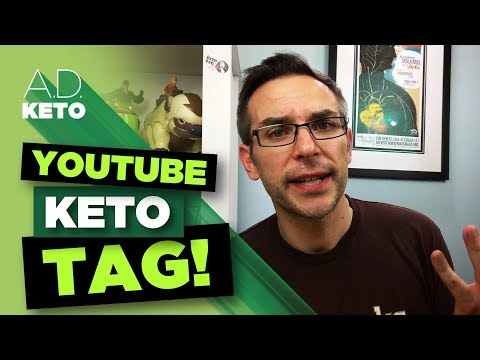 YouTube Keto Tag | Answering 20 Questions