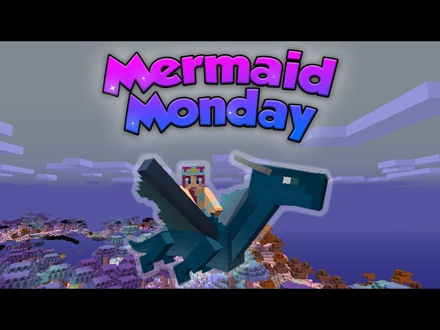 WE FOUND THE BLUEBERRY DRAGON! | Mermaid Monday S2 Ep 28 | Amy Lee33
